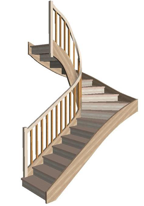 escalier dans une maison cagnarde stair designer