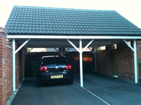 Convert Carport To Garage  Garages & Sheds Job In Reading