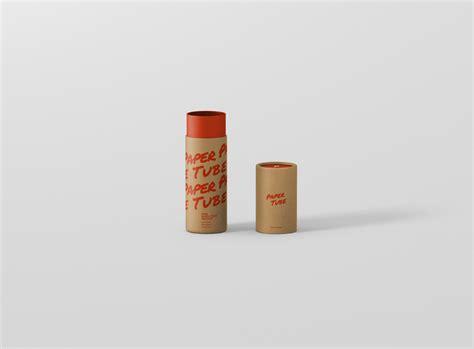Most relevant best selling latest uploads. Paper Tube Mockup Slim Short Size - Premium and Free Mockups