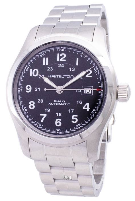 hamilton automatic khaki field  mens
