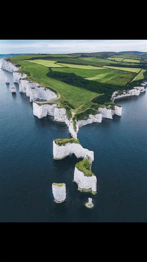 White Cliffs of Dover, England : NatureIsFuckingLit