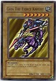 Gaia The Fierce Knight - LOB-006 - Ultra Rare - 1st ...