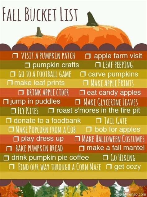 things to do in fall things to do in the fall kiddos pinterest