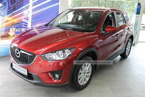 2013 Mazda Cx-5 2.0i Center Line, Touring Package
