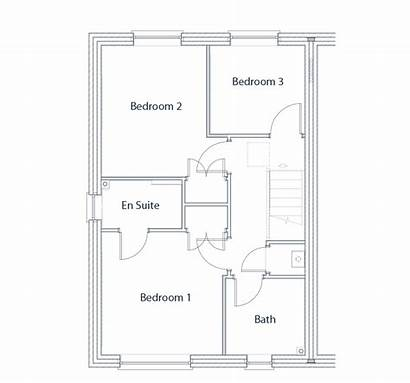 Whitstable Homes Richmond Park Bedroom Halsbury Floor