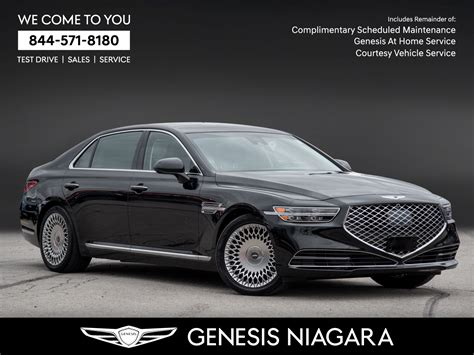 They sold me warranty s. 2020 Genesis G90 For Sale at Performance Hyundai ...