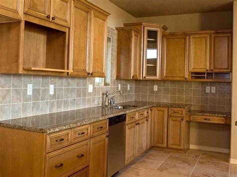 unfinished oak kitchen cabinet doors decor ideas