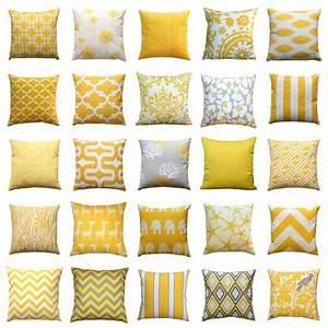 les 25 meilleures idees concernant oreillers jaunes sur With tapis jaune avec housse de canapé standard