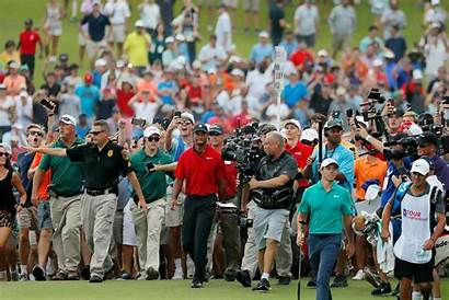 Tiger Woods Win Golf 18th Comeback Ryder