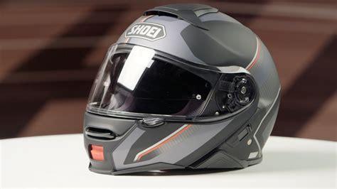 shoei neotec 2 excursion helmet review