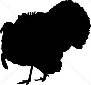 Turkey Silhouette Clip Art