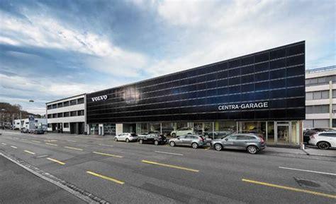 Centragarage Grösste Solarstromfassade In Basel (ee