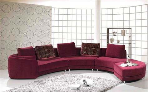 Contemporary Microfiber Sofa by Contemporary Microsuede Fabric Sectional Oceanside
