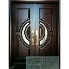 gambar kusen pintu jepara terbaik   pintu