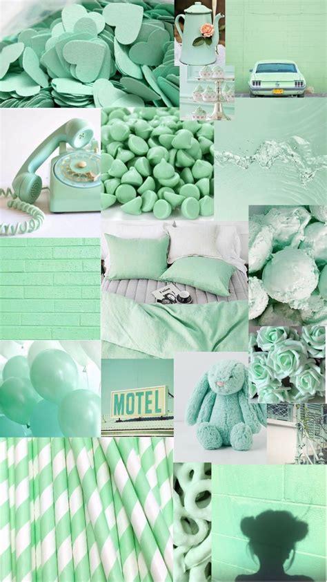20 ide background hijau aesthetic