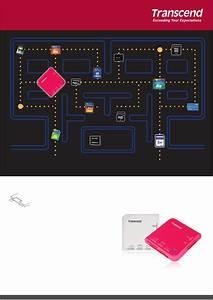 Transcend Information Network Card M5 User Guide
