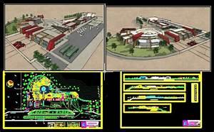 Tourist Resort 2D DWG Design Elevation for AutoCAD