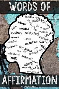 Positive Skills Self Worth Quot I Am Quot Posters And Writing With Editable Text