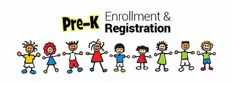 Image result for pre kindergarten registration