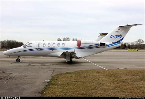 D-IGRO | Cessna 525A CitationJet 2 | Private | Eddie ...
