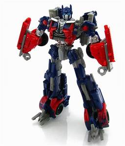 Optimus Prime with Mechtech Trailer - Voyager Class ...