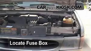 95 Ford E 150 Fuse Diagram