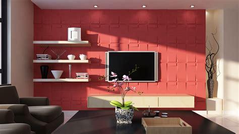Wohnzimmer • 3d Wandpaneele
