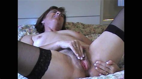 Femme Mature Qui Se Masturbe Sexy