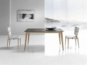 Mesa para comedor moderna extensible Nordic