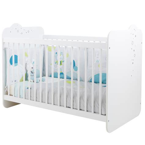 chambre bebe panpan poussière d 39 étoiles lit bébé 60x120 blanc de demeyere