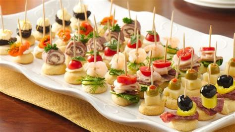 Mini Canapes Singapore by Picture