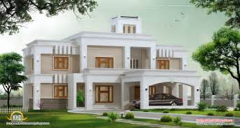 contemporary home design plans january 2012 kerala home design and floor plans