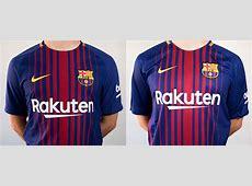 Jersey CloseUp Authentic vs Replica – Soccer365