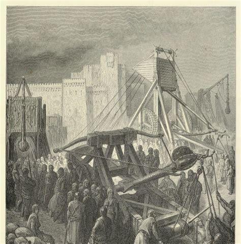 siege eram armas de ataque e invasão