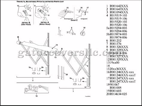 Parts For Travel'r Rv Awnings