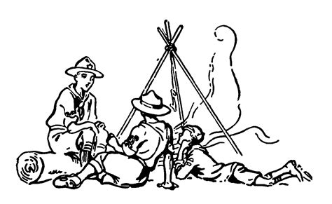 clipart scout scout clip clip library