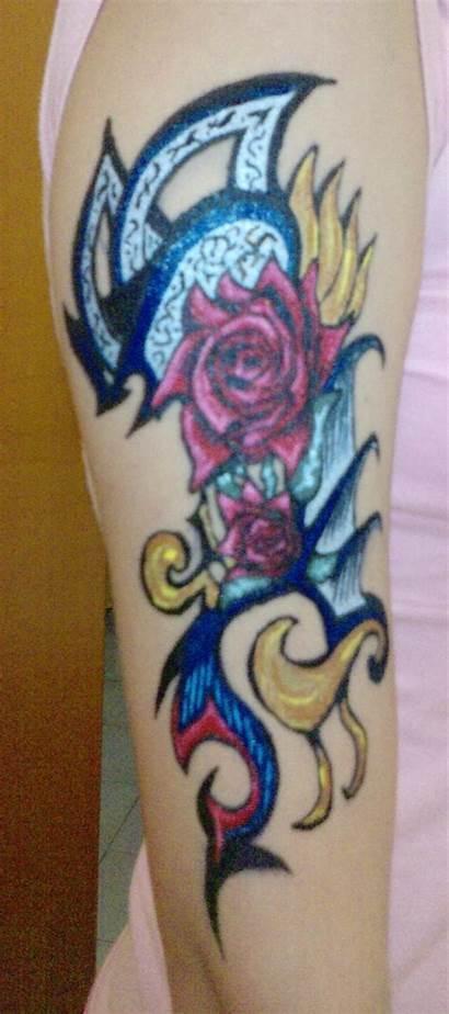 Rose Tattoos Fanpop