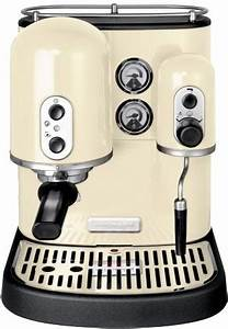 Kitchenaid Kaffeemaschinen Test : kitchenaid artisan espresso machine kaffeemaschinen ~ Michelbontemps.com Haus und Dekorationen