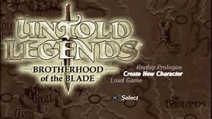 Best PPSSPP Setting Of Untold Legends Brother Hood Of The ...