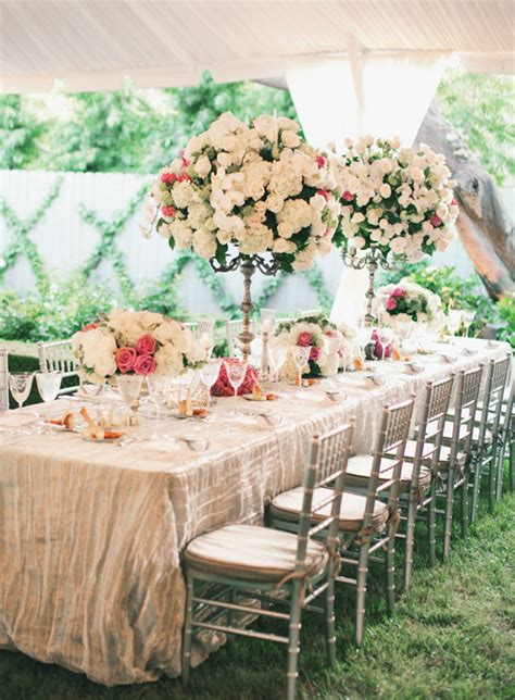 table charts for wedding reception long tables wedding receptions belle the magazine