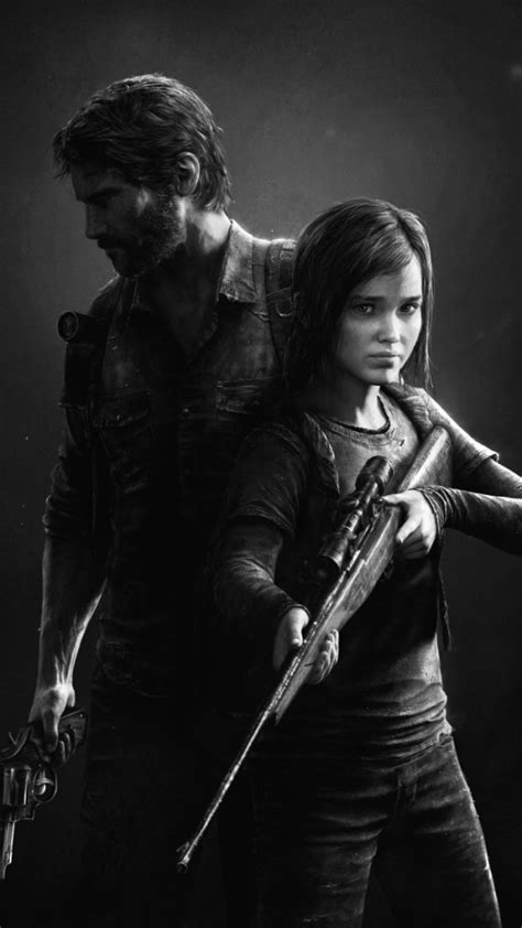 the last of us remastered wallpaper free iphone wallpapers