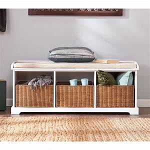 Beachcrest, Home, Lindell, Wood, Storage, Entryway, Bench, U0026, Reviews