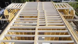 Plancher Bois Etage : firsthome ossature bois ~ Premium-room.com Idées de Décoration