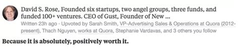 why should quora be valued at 1 8 billion quora