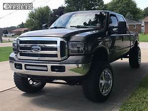 2006 Ford F 250 Super Duty American Force Burnout Ss Zone Suspension Lift 6in
