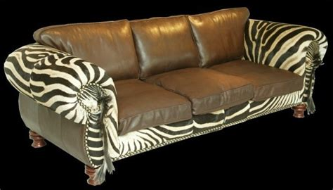 zebra print loveseat leather and zebra print sofa for the home