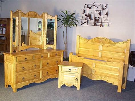 Southwestern Bedroom Furniture by Southwest Bedroom Collection