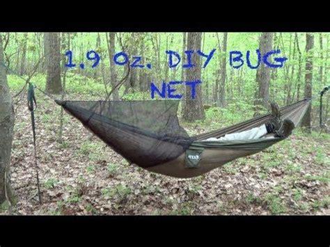Diy Backpacking Hammock by 1 9 Oz Diy Hammock Bug Net Ultralight