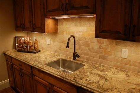 Ceramic Kitchen, Stone Tile Kitchen Backsplash Ideas