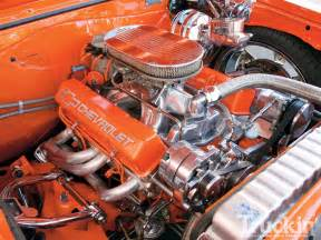 similiar 350 chevy engine keywords 1965 chevy el camino 350 v8 chevy engine truckin magazine